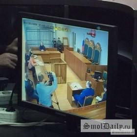 Анатолий Данилов в суде