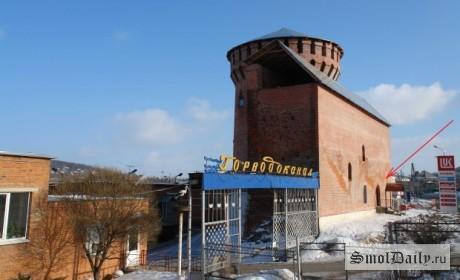 Костаревская башня