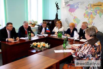 Расширенное заседание рабочей группы регионального отделения ОНФ по вопросам здравоохранения (1)