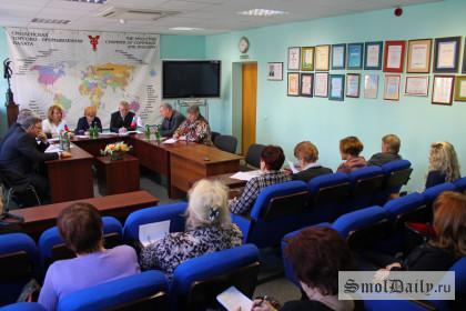 Расширенное заседание рабочей группы регионального отделения ОНФ по вопросам здравоохранения (2)