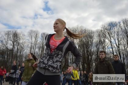 спорт, зож, массовая зарядка, спорт, молодёжь