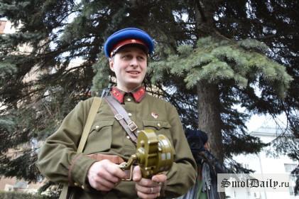 солдат, история, реконструкторы