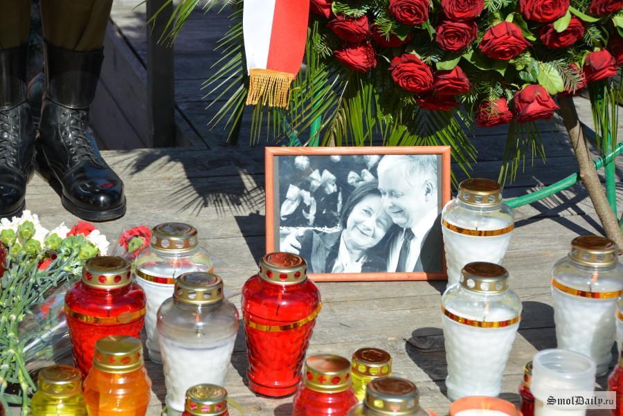 НАТО узнает обстоятельства авиакатастрофы, где умер Качиньский