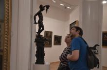 музей, художественная галерея