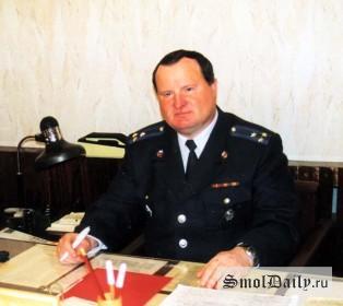 ветеран следствия Ковалев В.П.