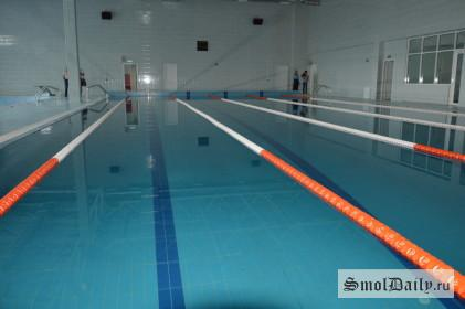 Юбилейный, бассейн, дворец спорта