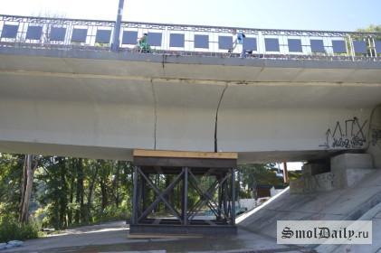 мост в Велиже