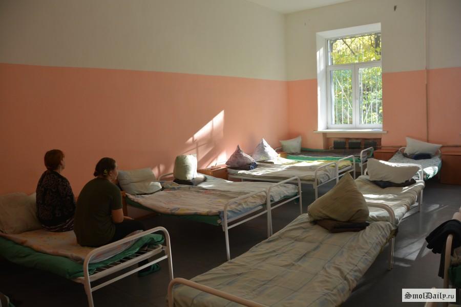Пофакту беспорядков впсихиатрической клинике  под Смоленском начали проверку