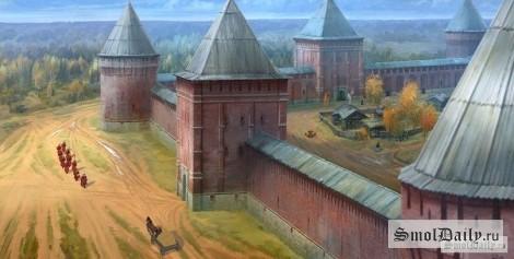 мультфильм Стена