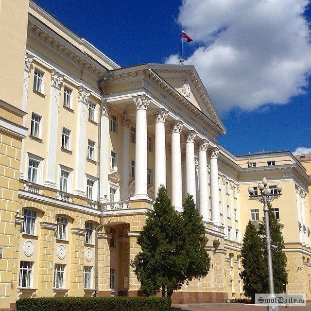 Ленина,1, администрация