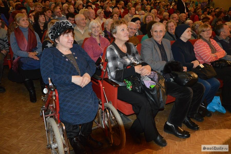 Знакомства с инвалидами в смоленске