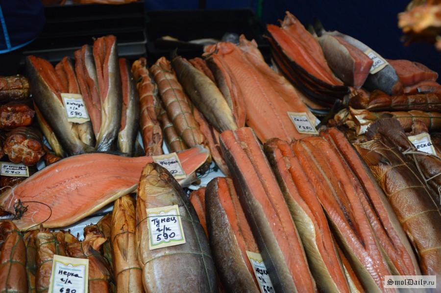 Смоленск оптовый рынок цены на рыбу