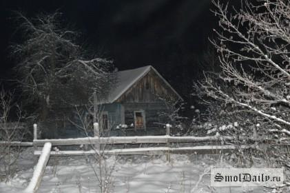 деревня, дом