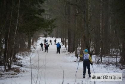 Лыжня России, спорт