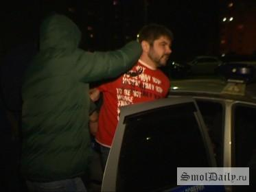 попов, арест