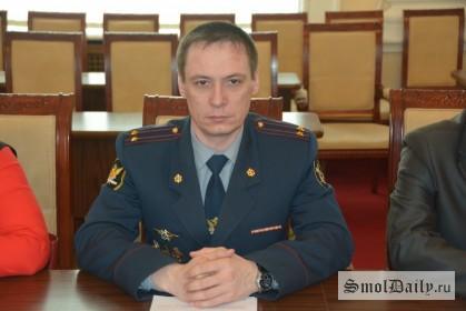 Алексей Баранов, УФСИН