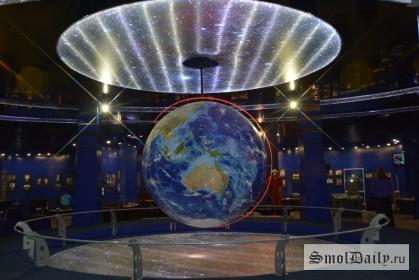 Музей первого полёта, Гагарин