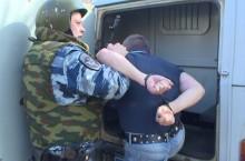 полиция, задержание