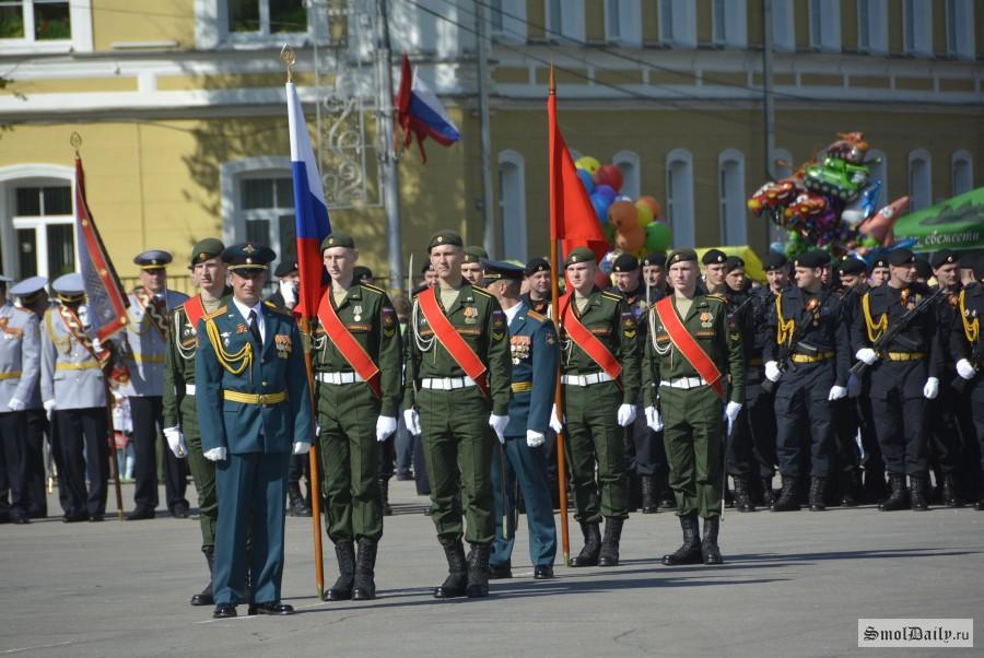 В13 городах Российской Федерации отказались проводить парад Победы из-за коронавируса