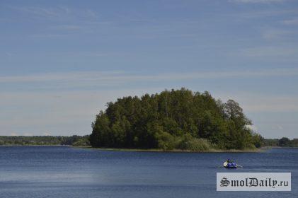 озеро, Смоленское поозерье