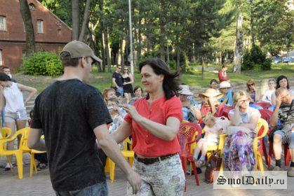 Встречи у Микешина