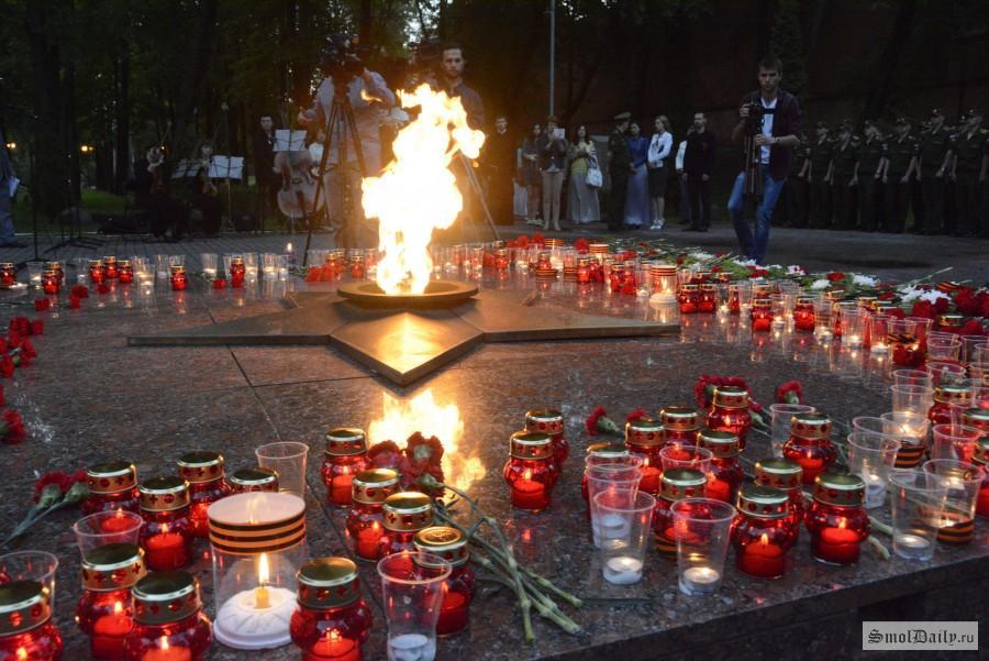 В столице России наКрымской набережной пройдет акция «Линия памяти»