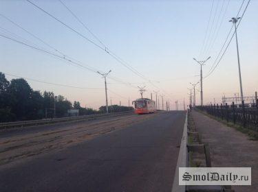 пятницкий путепровод, жд, трамваи