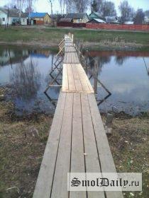 мост, Сычёвка