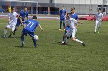 футбол, Кожаный мяч