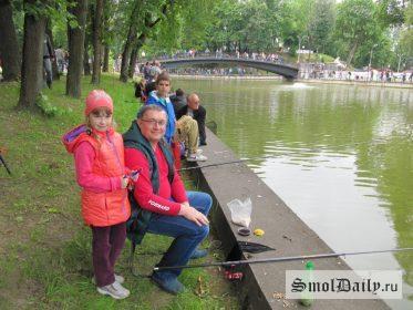 День рыбака, Соваренко