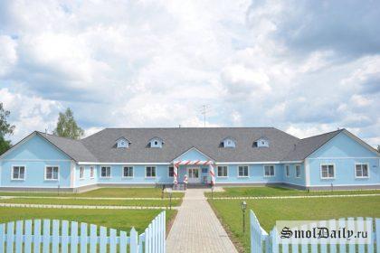 Дом престарелых, Болшево