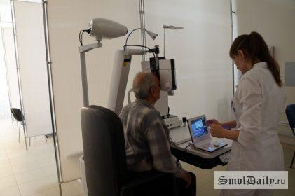 МНТК, Микрохирургия глаза