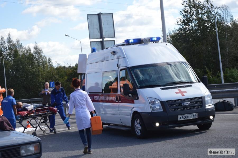 Регион получит новые машины скорой помощи