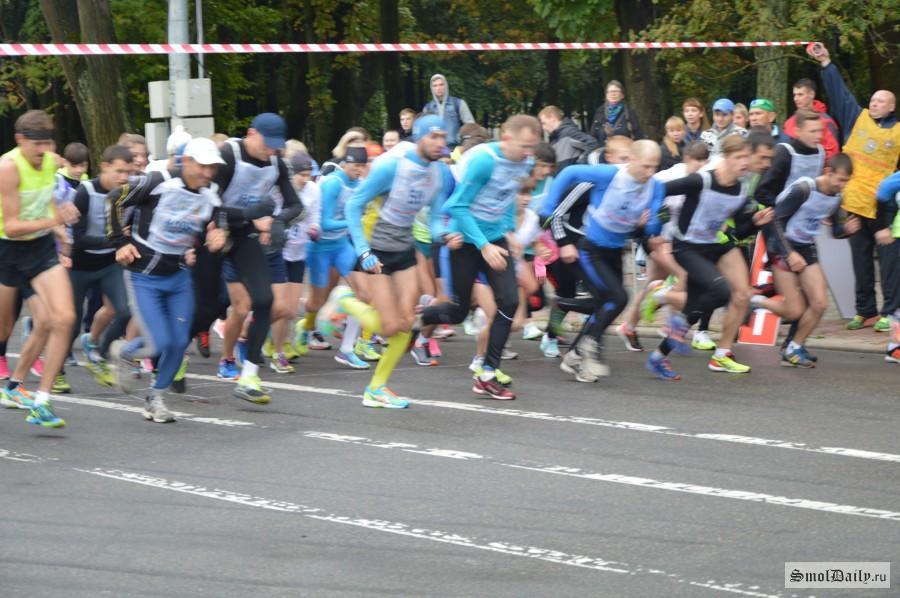 ВЕкатеринбурге вКроссе нации приняли участие тысячи человек