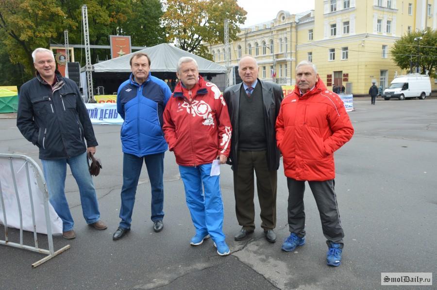 «Кросс нации-2016» вЕкатеринбурге побил рекорд почислу участников