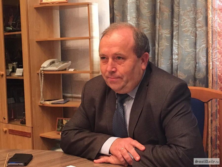 Руководитель города Смоленска сменил заместителей