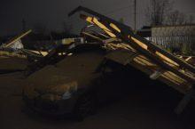 крыша, автомобиль