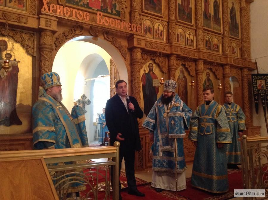 Православные Южной Осетии празднуют День иконы Иверской Богоматери