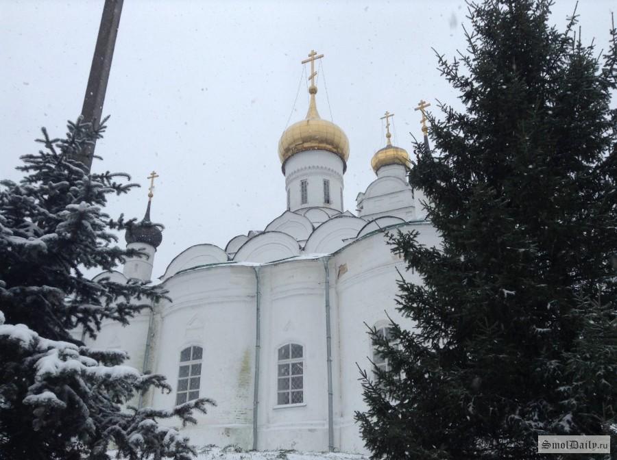 Вхрамах Архангельской епархии помолятся перед иконой Богоматери «Иверская»