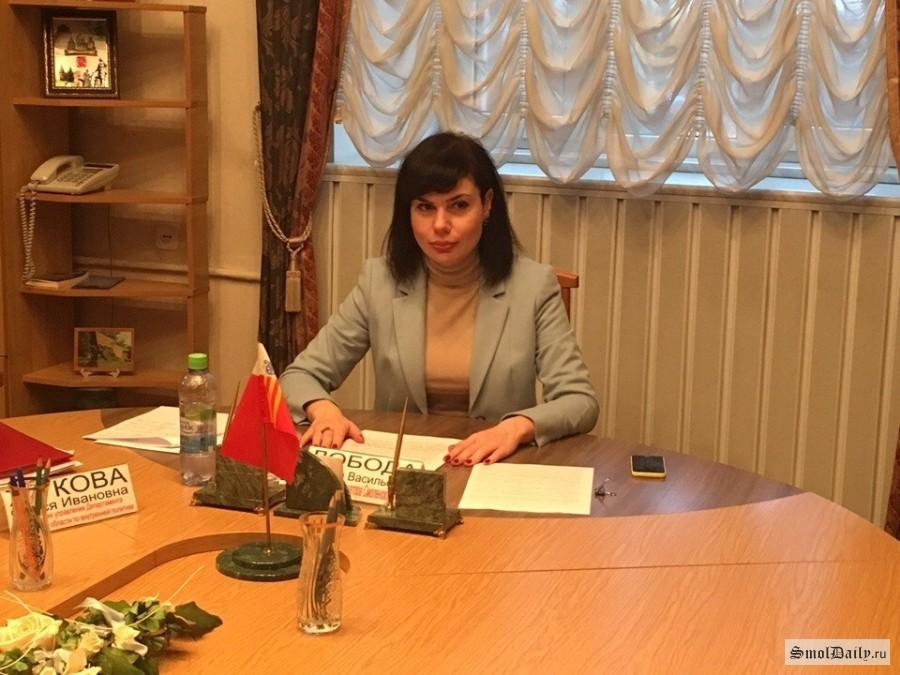 Руководителя Смоленска выберут изчетырёх претендентов