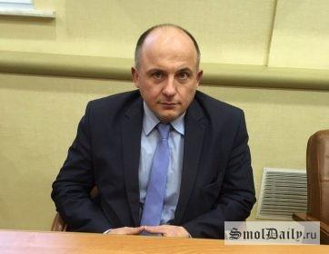 Павел Сергеевич Бабюк - заместитель главы города по городскому хозяйству