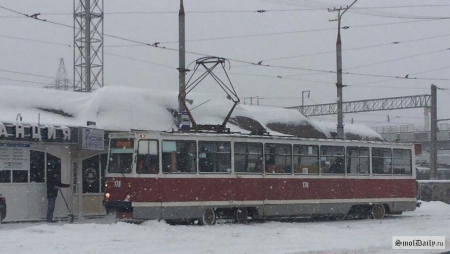 ВСмоленске завершили ремонтные работы наПятницком путепроводе