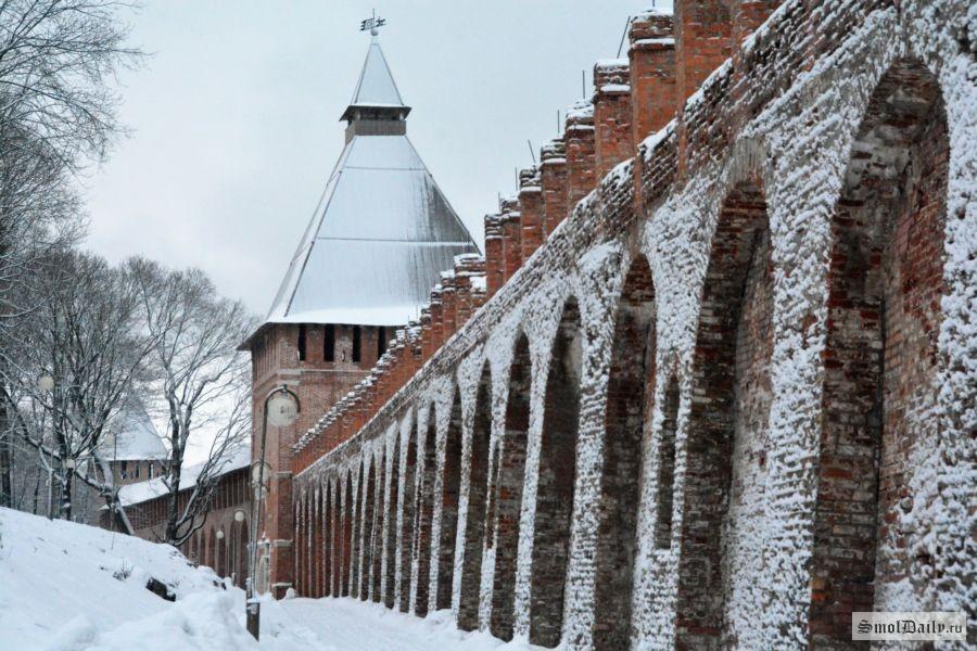 Ночью вСмоленской области похолодает до-16°С