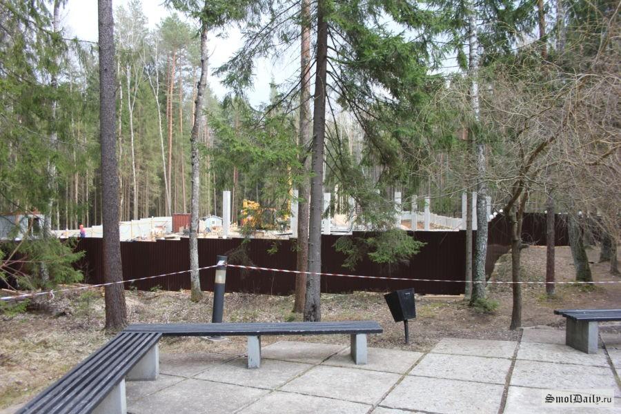 В Катыни установили стенды в память о тысячах красноармейцев Image-47