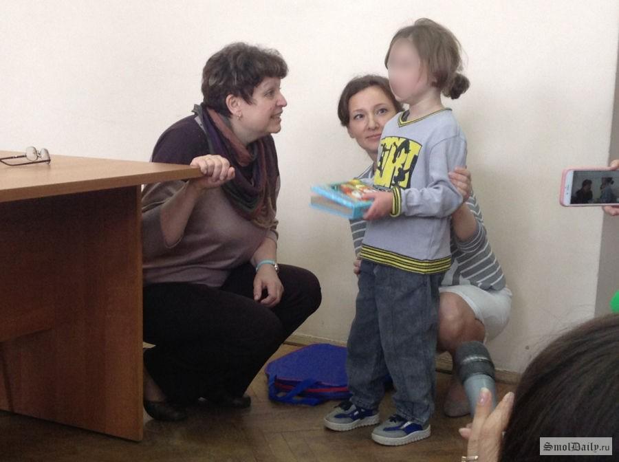 Пропавшего годом ранее  в российской столице  ребенка  вернули бабушке