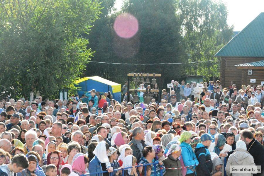 Патриарх Кирилл посетит Смоленскую митрополию