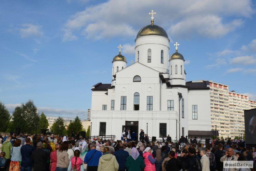 Патриарх Кирилл освятит монумент Владимиру Мономаху вСмоленске