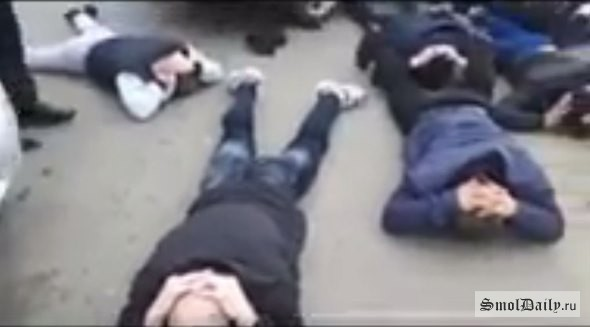 Гражданин столицы подозревается впопытке сбыть наркотики вСмоленской области
