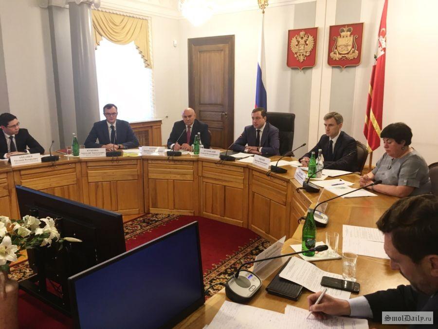Смоленщина будет базовой площадкой при реализации общероссийской программы поразвитию льноводства