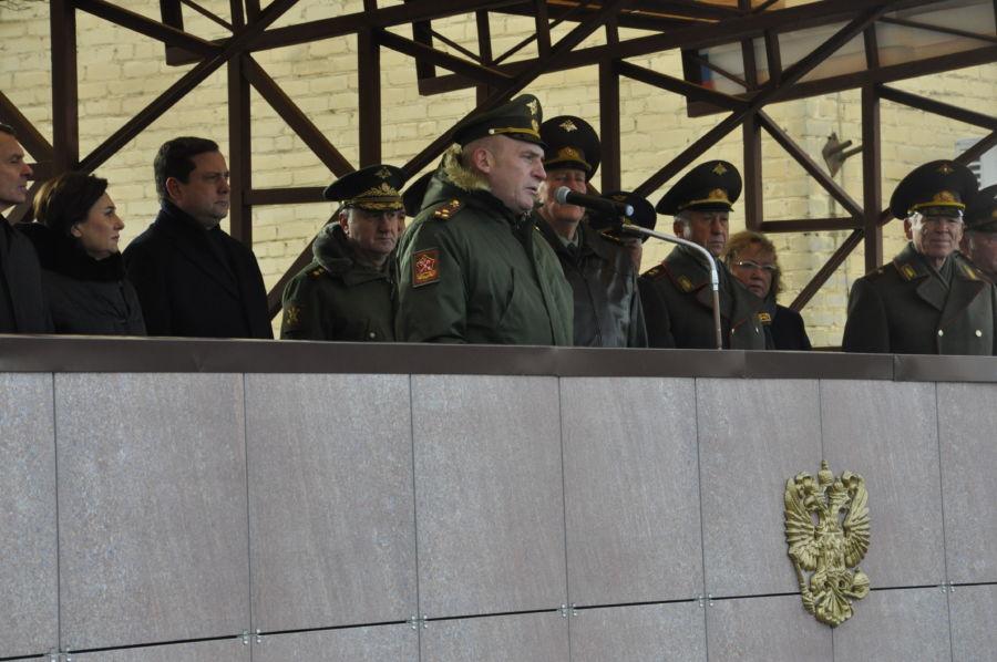 Ввоенной академии Смоленска отметили «День призывника»